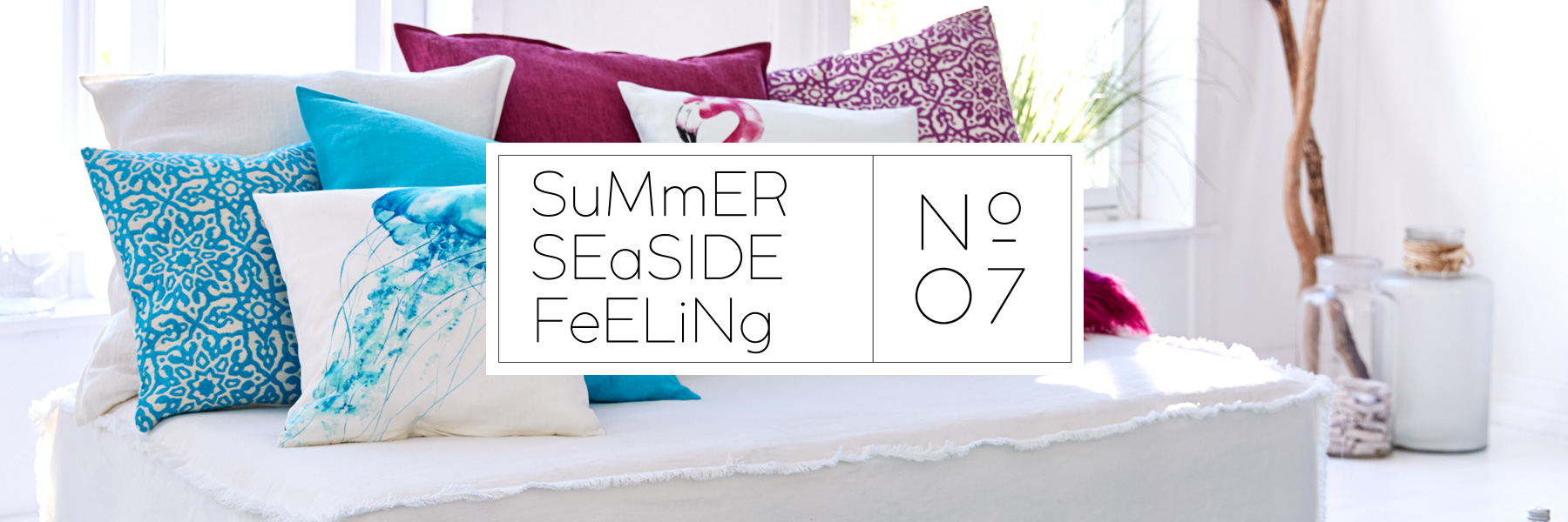 Summer Seaside Feeling