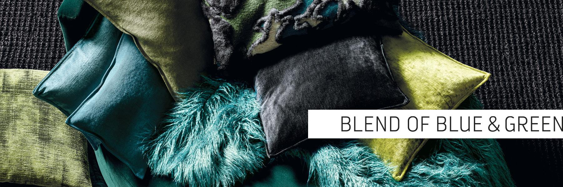 Blend Of Blue & Green